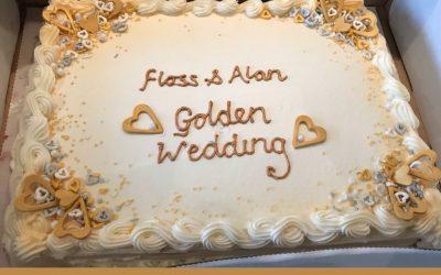 Golden Wedding Celebrations