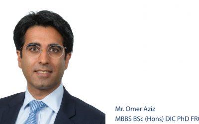 Mr Omer Aziz