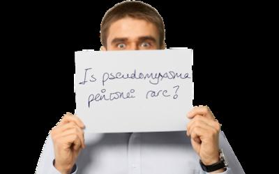 Is Pseudomyxoma Peritonei Rare?