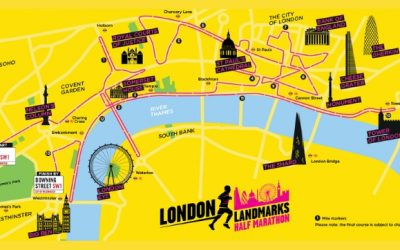 London Landmarks Half Marathon LLHM 2020 Update