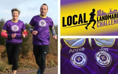 Annie and Jim's Local Landmarks Half Marathon