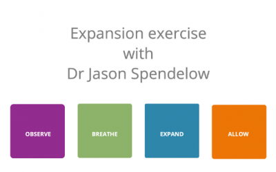 Expansion Exercise with Dr Jason Spendelow