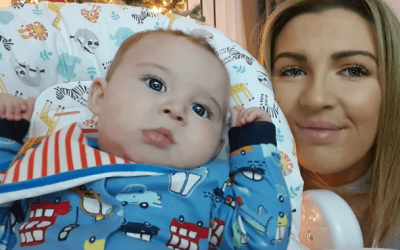I found out I had an appendix tumour during my c-section